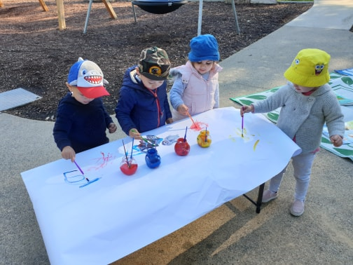 Join us for Play in the Park 2020