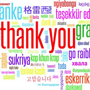 THANK YOU FROM CCA